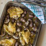 kippendijen uit de oven_recept